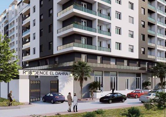 💥💥💥à l'occasion du mois sacré de RAMADAN EL MOUBAREK 💥💥💥🇩🇿🇩🇿 La promotion Immobilière URBAN PROMO🇩🇿🇩🇿 lance une très bonne nouvelle sur sa résidence EDDAHRA située à la vallée des jardins à Mostaganem en face du centre équestre qui se situe sur des prix promotionnels avec une REMISE de💸💸10% sur les 10 premiers appartements de toute la gamme (du F2 au F5 et F5 duplex) qui s'étalent sur les surfaces suivantes allant de 63 m² à 203 m² et dont la réservation se concrétise durant ce mois sacré .