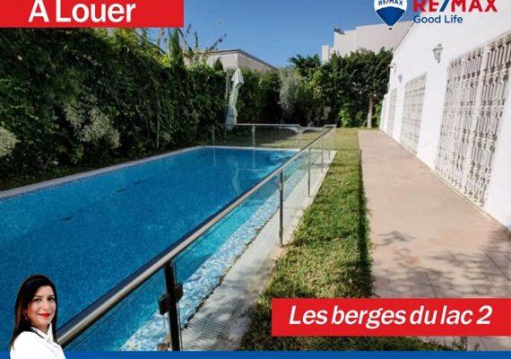 🚨A #Louer aux Berges du #Lac 2 🚨