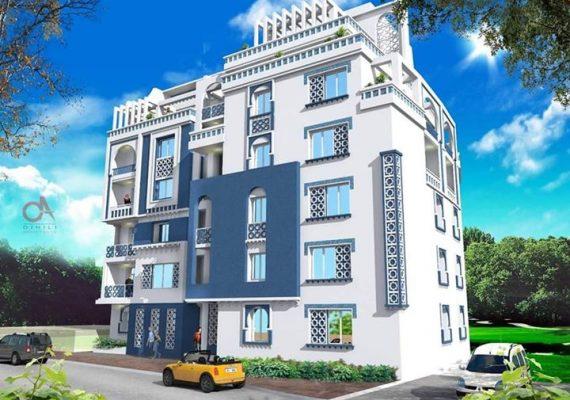Des appartements de type F3 , f2