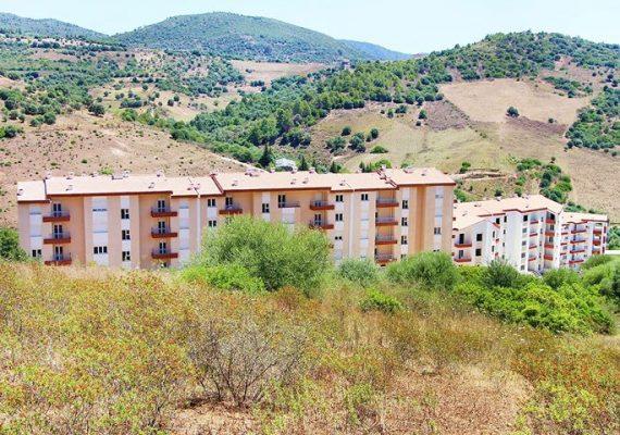 Avancement des travaux : Résidence Les Jasmins (160 logements) le 11-06-2020.