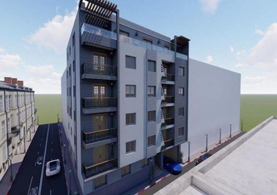 شقة (بارتما) للبيع بمساحات مختلفة