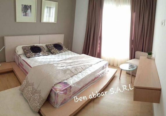 Bedroom decor @ Tangier-Tetouan