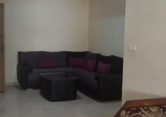 appartement meublé a louer au 3 éme étage avec ascenseur a safaa 1 a hay mohammadi