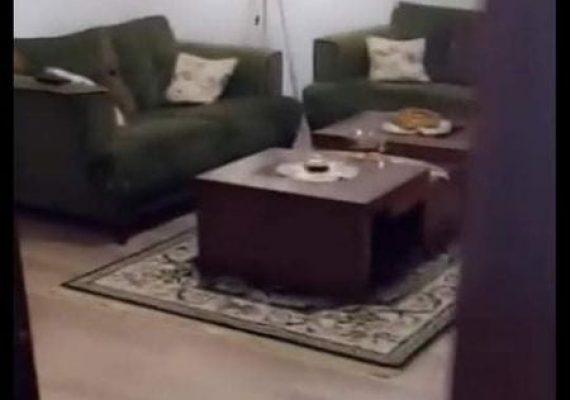 #شقة في العمارات التركية دور رابع موقع ممتاز وتشطيب سوبر لوكس يبعد عن القطران الجديد 300 متر 🏘