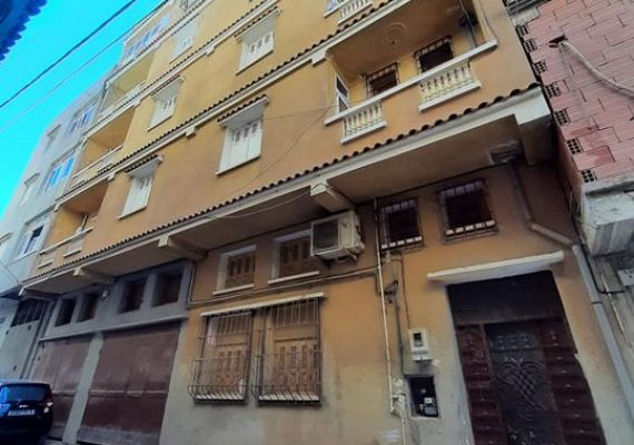 Je met en vente une #Villa à #bordj_el_kifan d'une superficie de 140m2
