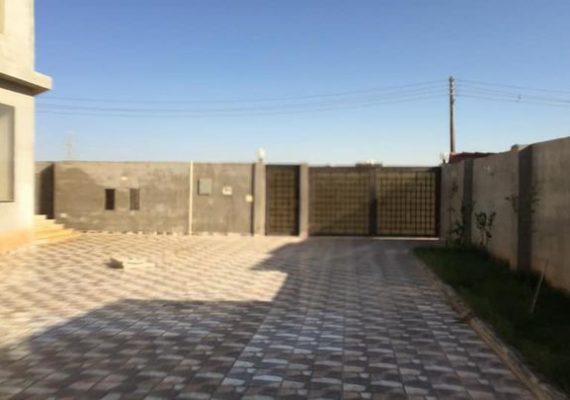 الموقع /السيده العائشه بعد مخطط المنصوري