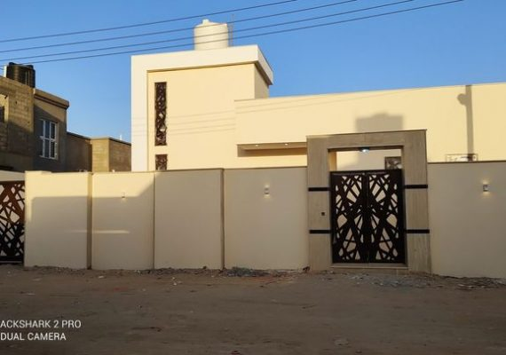 فيلا سوبر لوكس في حي قطر مشالله…👍