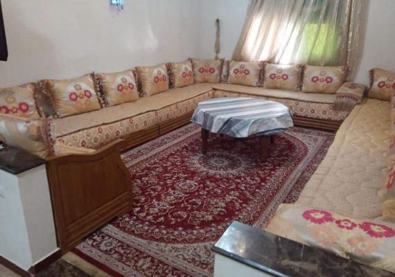 Appartement Rez de chaussée à louer à Makhlouf 🟠