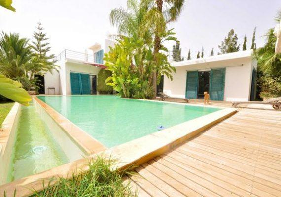 a vendre belle villa avec piscine region essaouira…
