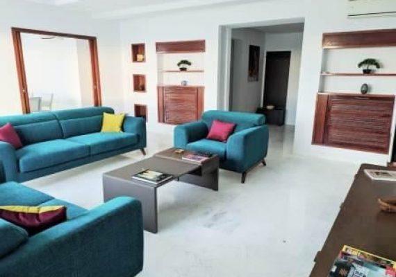 S+2 meublé de 150 m²- Gammarth