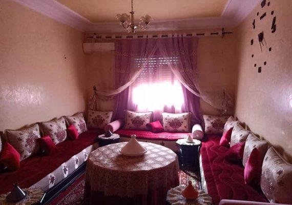 Appartement à vendre sur lamhamid 9