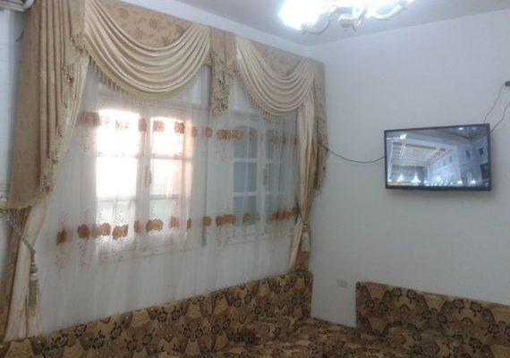 🏢 شقة سكنية كبيرة في الطابق الثالث #للبيع | إقزير.