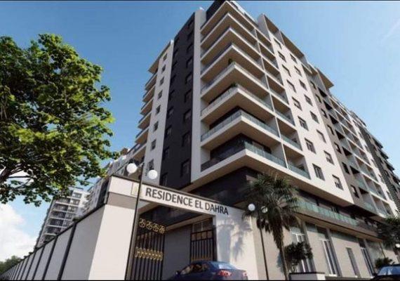Vente sur le plan un complexe résidentiel complet situé dans la vallée des jardins à Mostaganem