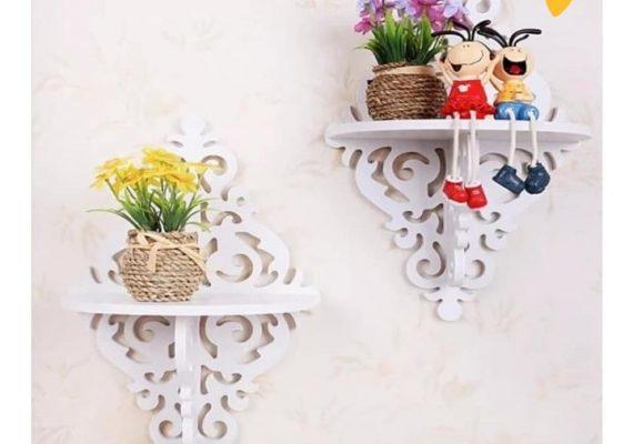 Envie d'intégrer des superbes objets décoratifs à votre espace ? Vous êtes sûrement au bon endroit ! #Zrelli_Meuble vous propose des #étagères qui vous permettent d'ajouter une touche personnelle à votre espace et d'obtenir un décor à votre image ❤😁🌷