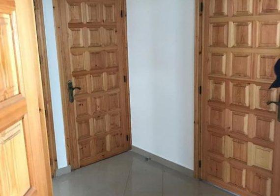 A louer, appartement de 57 m² situé au premier étage d'un immeuble propre et sécurisé agdal résidence kays
