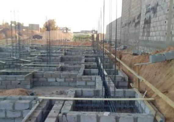 مكتب إعمار الصحراء للأعمال الهندسيه و المقاولات العامة