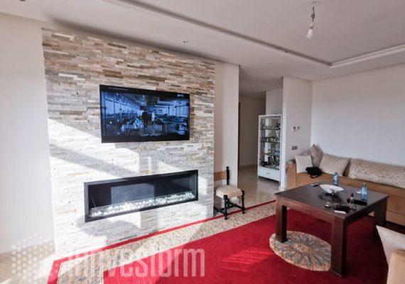 🔔 Vente appartement 3 pièces Hay Riad Rabat