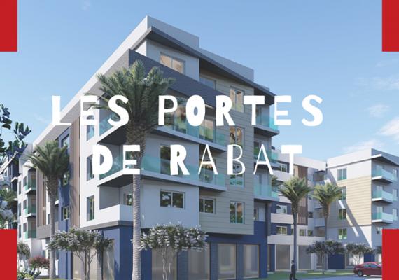 𝑳𝑬𝑺 𝑷𝑶𝑹𝑻𝑬𝑺 𝑫𝑬 𝑹𝑨𝑩𝑨𝑻 : Découvrez sans plus attendre, votre nouvelle résidence à Témara !