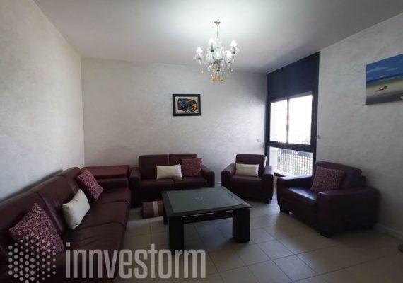🔔 Location appartement meublé 3 pièces Riad Rabat