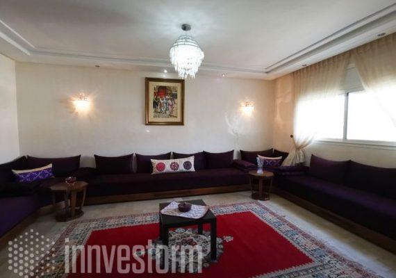 🔔 Vente appartement 4 pièces El Menzeh Rabat