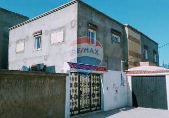 On met deux appartements S+2 🔑 neufs et jamais habités à la #location à #Jaafer – Raoued, pour titre d'habitation ou bien #bureau ou #société de #services.