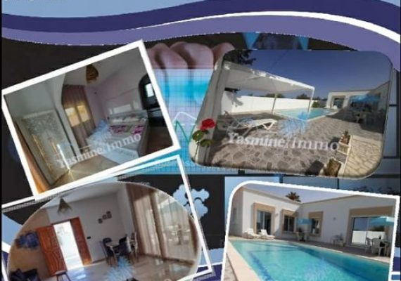 💢💢Belle demeure neuve avec piscine à Djerba💢💢