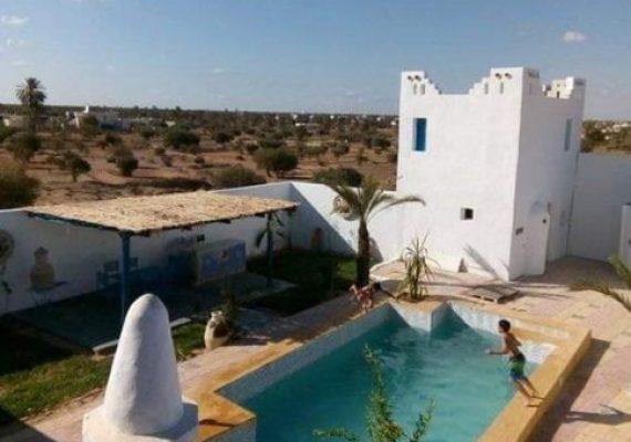 Belle villa de style djerbien 🙏 à vendre sur l'île de djerba 🏝️ 🏝️ 🇹🇳 🇹🇳