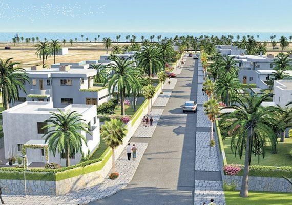 A vendre des lots viabilisés et titrés à Gabes Sud (Mtorrech) . Les Paradis du Golfe est un concept foncier novateur de haut standing imaginé et conçu spécialement pour le bien être de ses résidents.🏖🏡☀️
