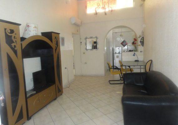 Un Appartement Meublé Au Réez de Chaussée à Sahloul