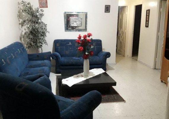Un Appartement Meublé S2 à khezama Ouest