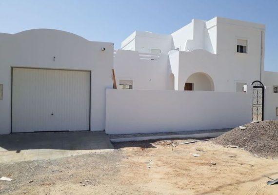 Une villa avec piscine a vendre à Houmet Souk, Djerba