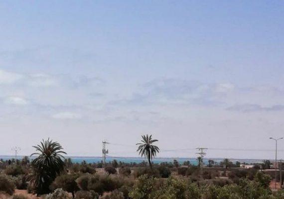 Terrain titre bleu d'une superficie de 2500 mètres carrés à vendre avec 2 permis de construire.