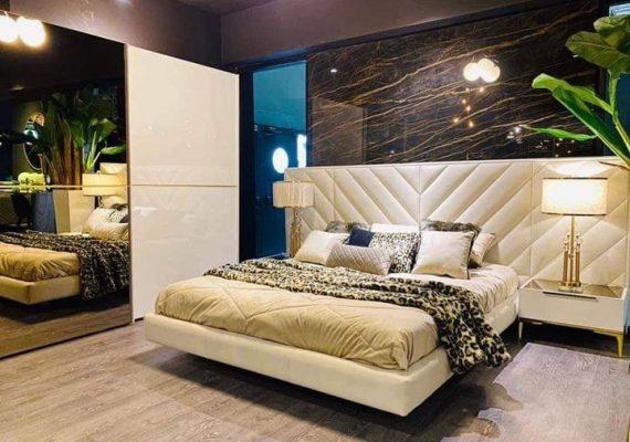 Découvrez des modèles de chambre à coucher contemporaine avec sa nature élégante pour un jeune ou un couple marié.
