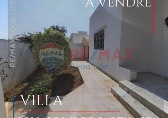 #vente #villa #plain_pied