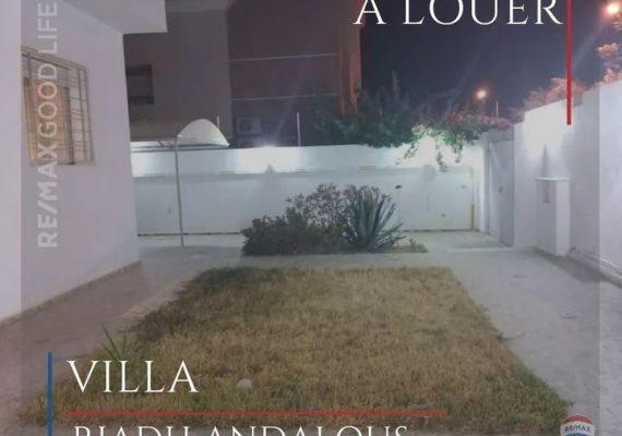 🗝️A #louer #rdc de #villa s+3🗝️
