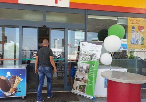 🎉 venez nombreux à la station de service Shell sortie ouest borj chekir🎉