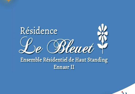 Notre résidence «𝐋𝐞 𝐁𝐥𝐞𝐮𝐞𝐭» 🏢 à 📍 Ennasr 2 vous propose des #appartements 🔑🗝 de #haut #standing dans un quartier #calme, #chic et #luxueux 💯 ‼ pour pouvoir profiter de votre #foyer lorsque vous y serez, 🙂