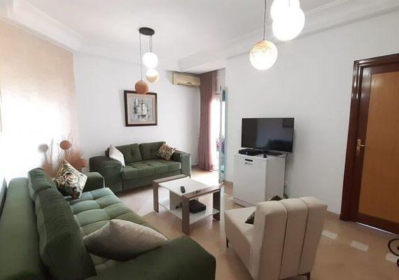 A vendre S+2 de 90 m² à Ennasr 2