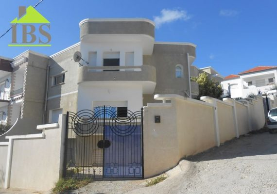 Immobilière Ben Said met en vente 3 appartements d'une superficie bâti de 291 m² situé sur route panoramique corniche.