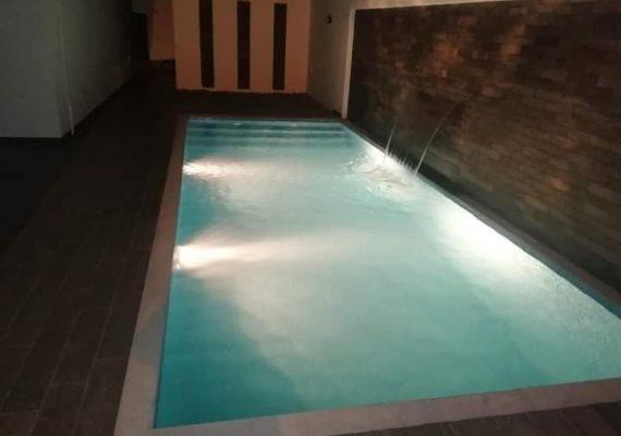 louer à Yasmine hammamet une luxueuse villa jumelée meublée avec piscine,jardin 🌹🌹
