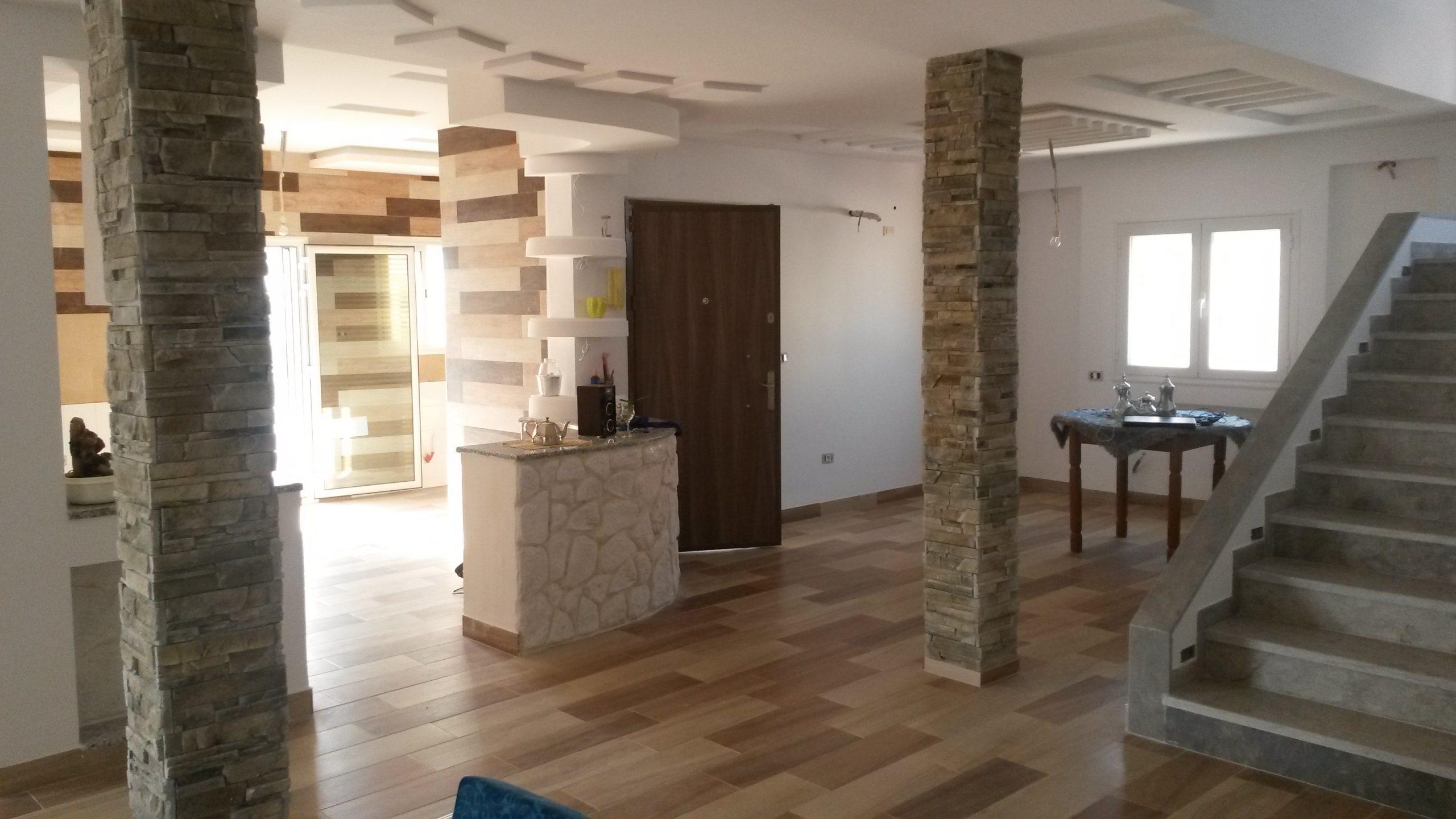 Duplex haut standing à Borj Cédria-Soliman Plage Jehmi